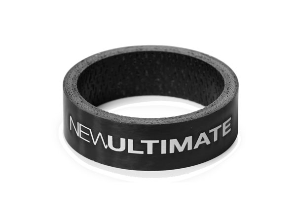 NewUltimate Spacer carbon 1 1/8